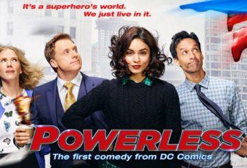 NBC Cancels Powerless