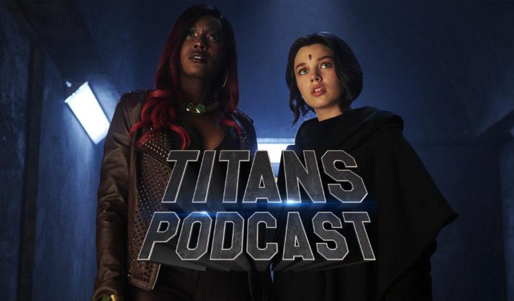 Titans Podcast 211