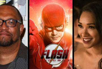 The Flash Eric Wallace Interview
