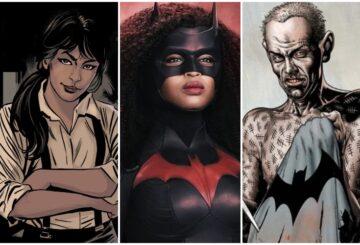 Batwoman, Batwoman season 2, Safiyah