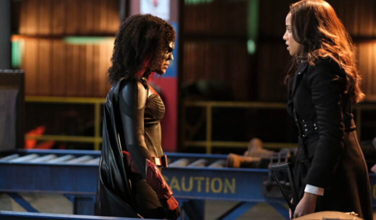 "Batwoman season 2, episode 11, ""Arrive Alive,"" Javicia Leslie and Meagan Tandy"