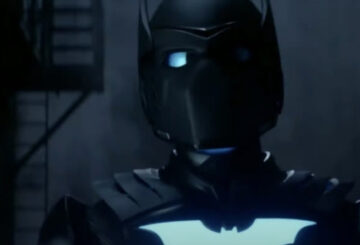 Batwoman Season 2 - Camrus Johnson as Luke Fox/Batwing