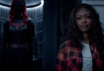 Javicia Leslie as Ryan Wilder in Batwoman Season 2